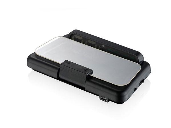 HUD Webvision S600 màn hình hiển thị trên kính lái