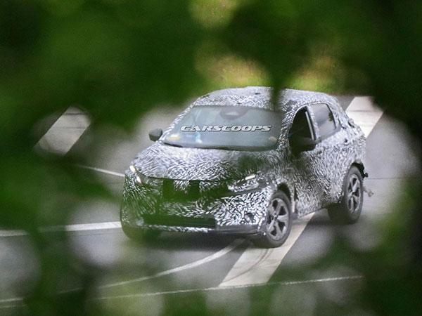 Lộ ảnh Nissan X-Trail 2021 Sport hoàn toàn mới