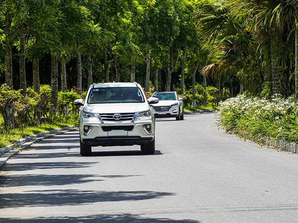 Toyota Việt Nam thăng hoa doanh số,