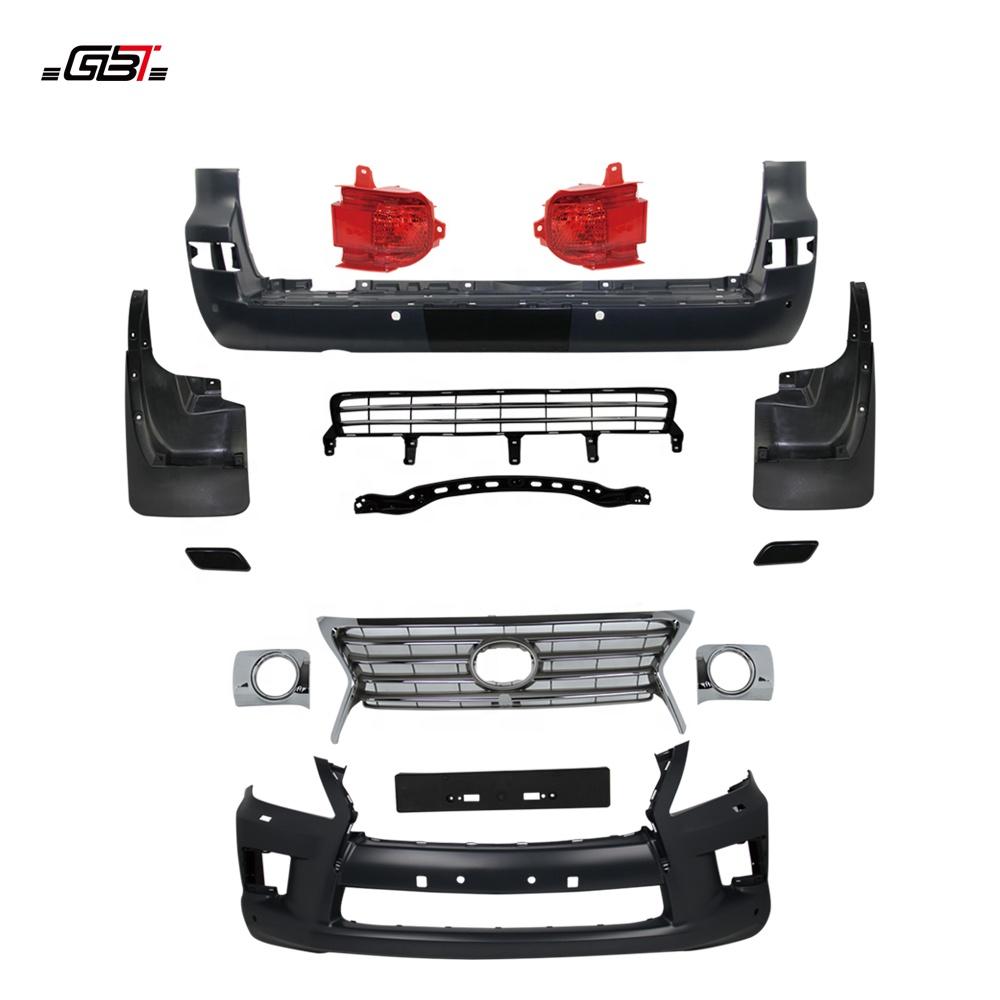 Bodykit nâng đời lx570 2009-2012 lên 2013-2015 GBT