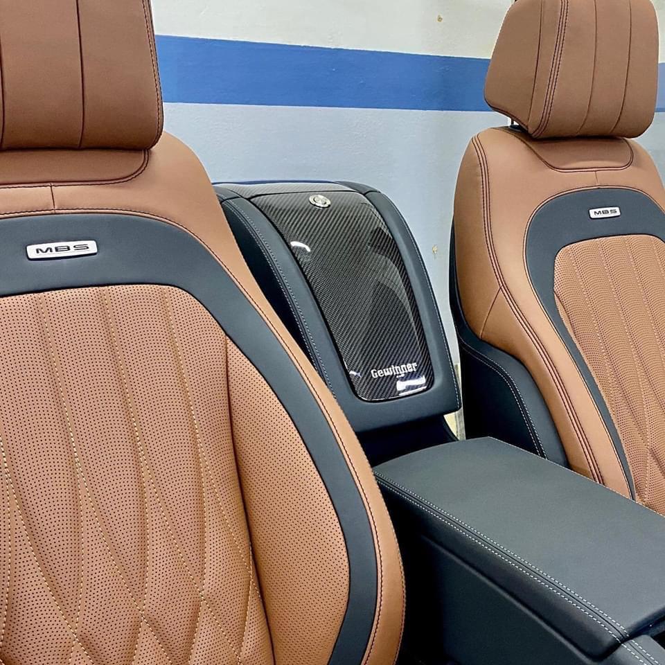 Ghế massage MBS cho G class W463A W464 chính hãng