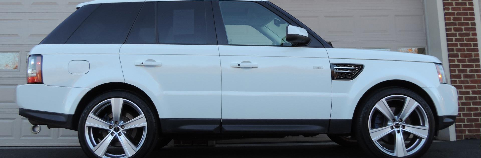 Độ Range Rover HSE 2002 lên 2012 Autobiography