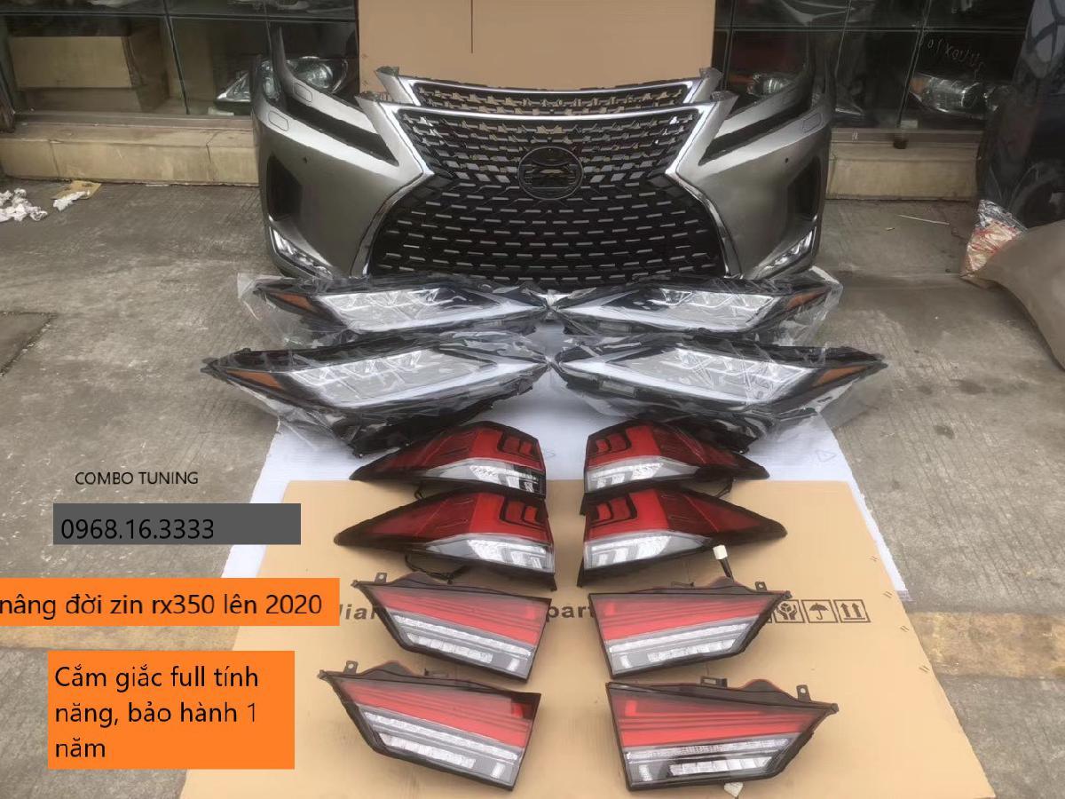 Nâng cấp độ xe nâng đời Ranger thành F150 phiên bản Look 1:1